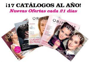 nuevas ofertas catalogo oriflame