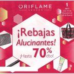 Folleto especial Oriflame 2017 | Catálogo 1 ¡Súper Rebajas!