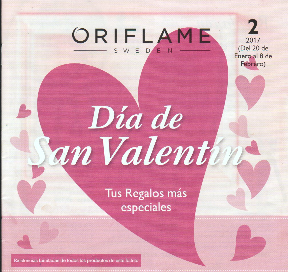 OFERTAS ESPECIALES ORIFLAME CATALOGO 2