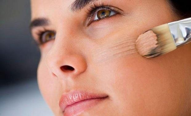 base de maquillaje natural
