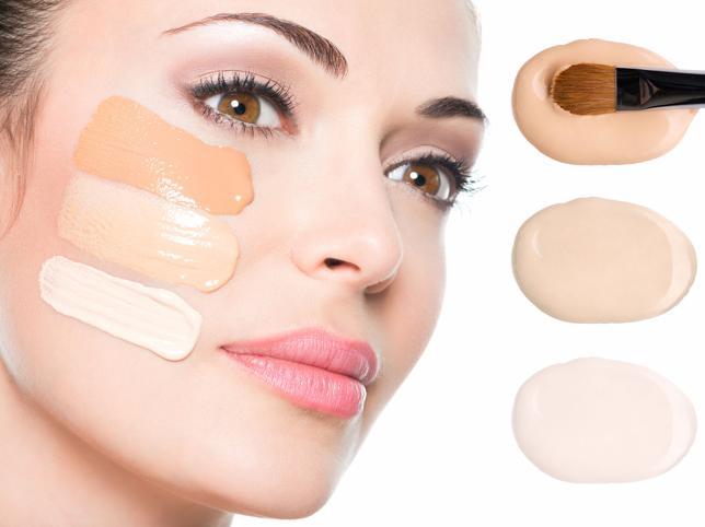 bases de maquillaje oriflame