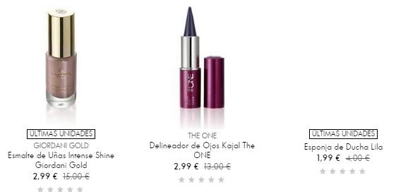 ofertas actuales oriflame 2017 cosmeticos naturales
