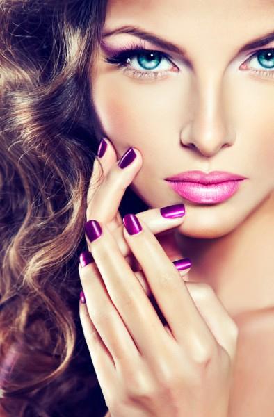 maquillaje san valentin rosa