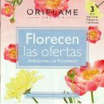 Folleto Especial Oriflame 2017 Catálogo 3 ¡Florecen las Ofertas!