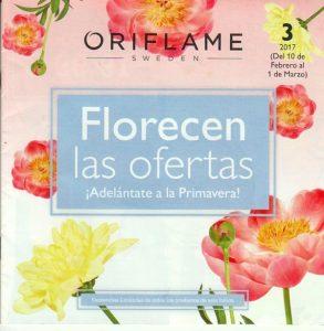 OFERTAS ESPECIALES ORIFLAME CATALOGO 3
