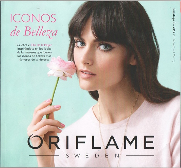 oferas Oriflame 2017 catalogo 3
