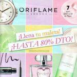 Folleto Especial Oriflame 2017 ♥ Catálogo 7 ¡Llena tu Maleta!