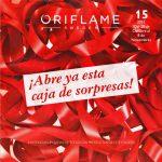 Folleto Especial Oriflame C15 ♥ ¡Caja de Sorpresas!