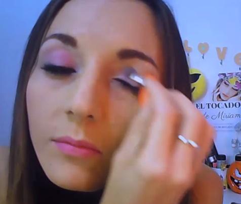 maquillaje catrina paso a paso