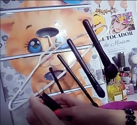 trucos caseros limpiar brochas maquillaje