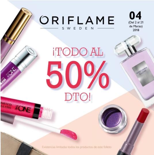 super ofertas catalogo 4 oriflame 2018