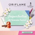 Folleto Especial Oriflame C5 ♥ Súper Chollos Semana Santa!