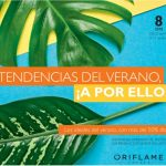 Folleto Especial Oriflame C8 ♥ ¡Tendencias Verano!