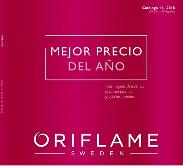 C11 ORIFLAME 2018