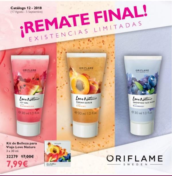FOLLETO ESPECIAL OFERTAS ORIFLAME C12 2018