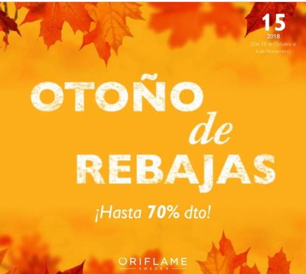 ofertas especiales oriflame catalogo 15 2018