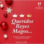 Folleto Ofertas Oriflame C17 2018 ♥ Queridos Reyes Magos...