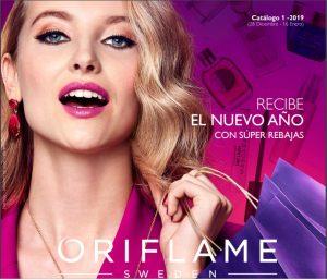 catalogo 1 oriflame 2019 cosmeticos naturales