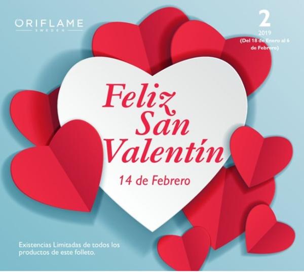 FOLLETO ESPECIAL C2 ORIFLAME 2019