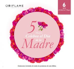 C6 ORIFLAME 2019