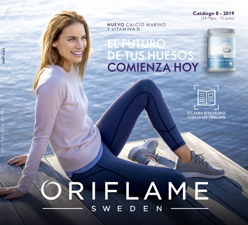 C8 ORIFLAME 2019