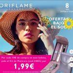 Folleto Ofertas Oriflame C8 2019 ♥ Chollos para Verano!