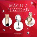 Folleto Ofertas Oriflame C16 2019 ♥ Mágica Navidad!
