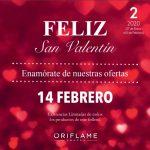 Folleto Ofertas Oriflame C2 2020 ♥ Regalos San Valentín!